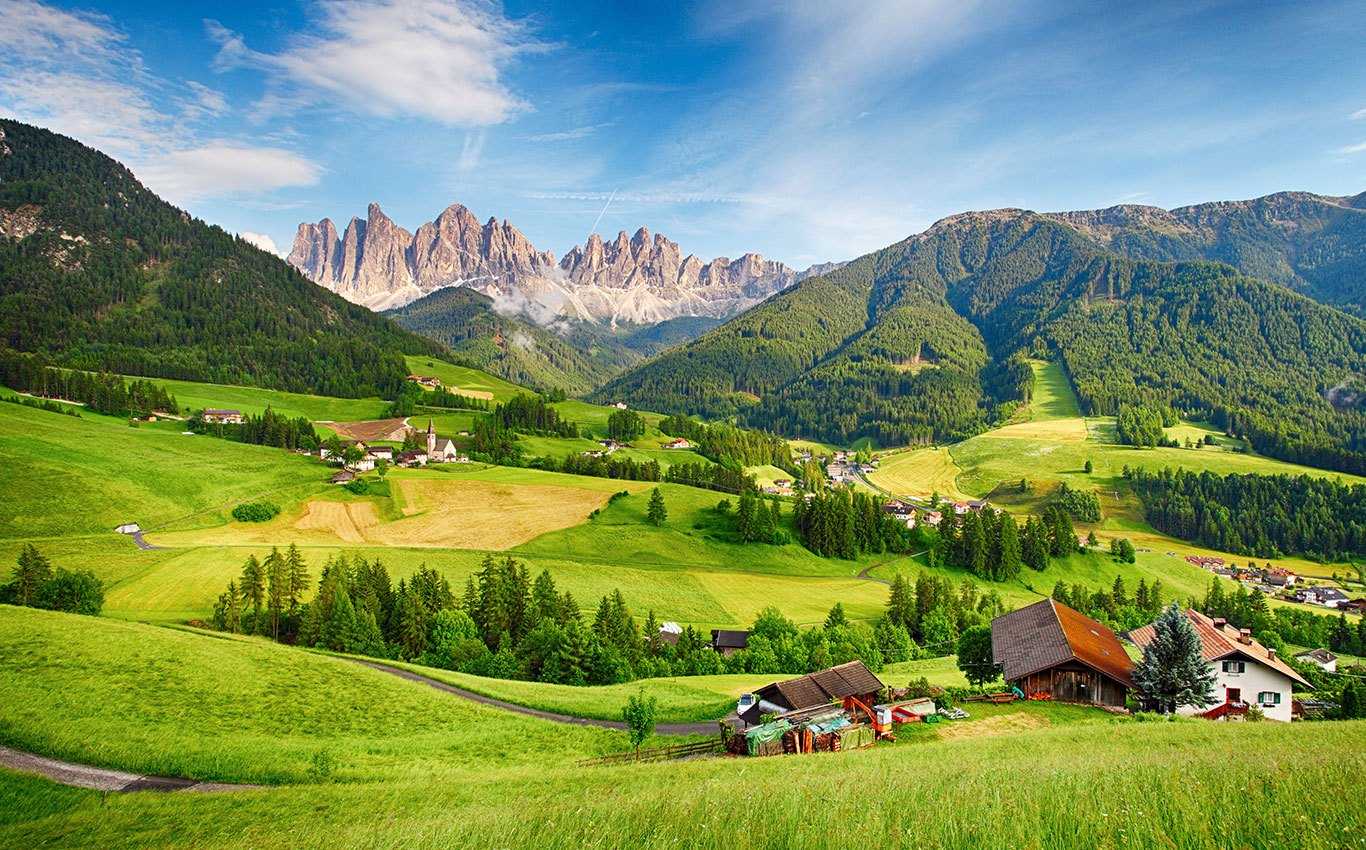 Montagna Trentino Alto Adige