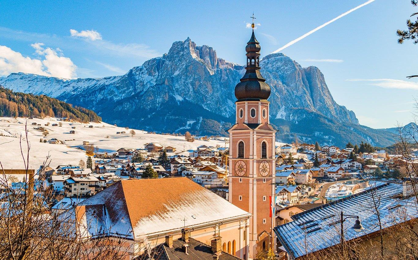 Neve Trentino Alto Adige