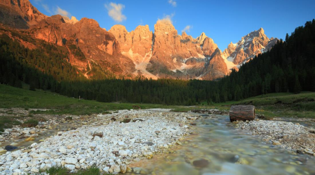 Angebote und Urlaub in den Bergen