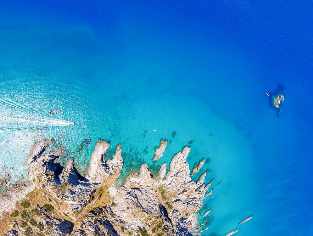 Urlaub am Meer in Italien