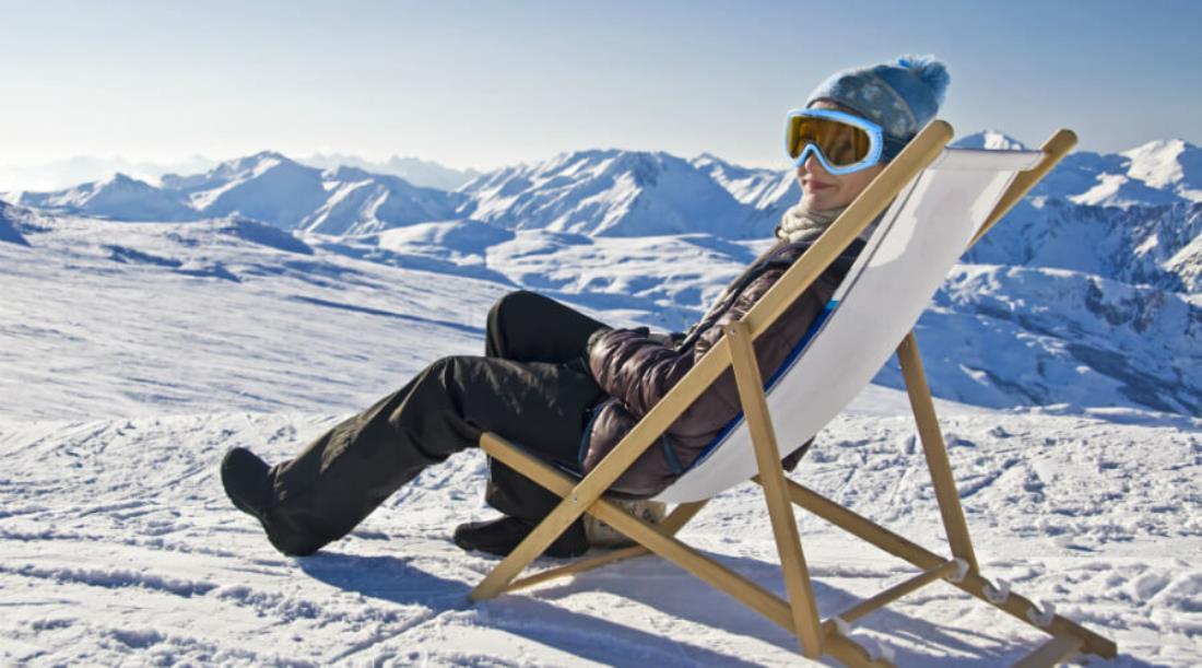 Urlaub im Schnee