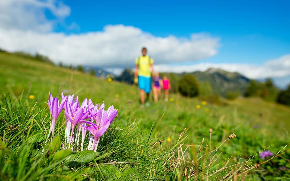 Bergurlaub Angebote im Trentino Südtirol