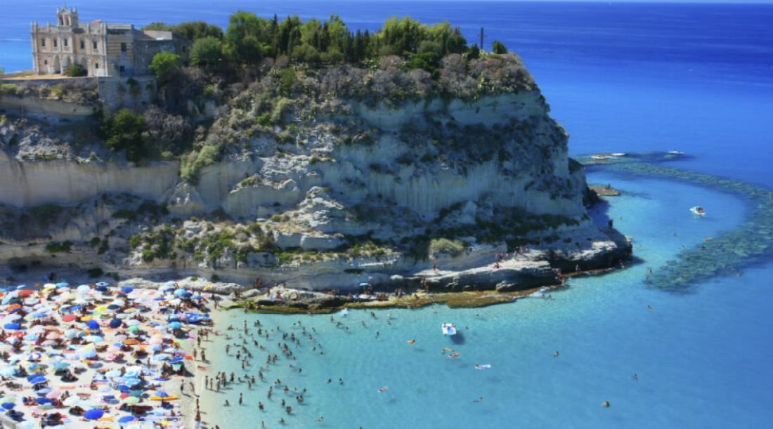 Hotels und Urlaub in Kalabrien