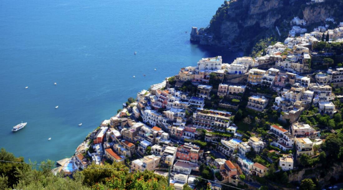 Hotels und Urlaub in Kampanien
