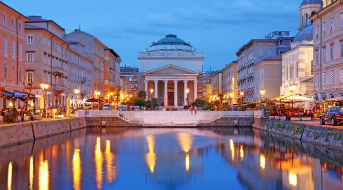 Hotels und Urlaub in Friaul Julisch Venetien