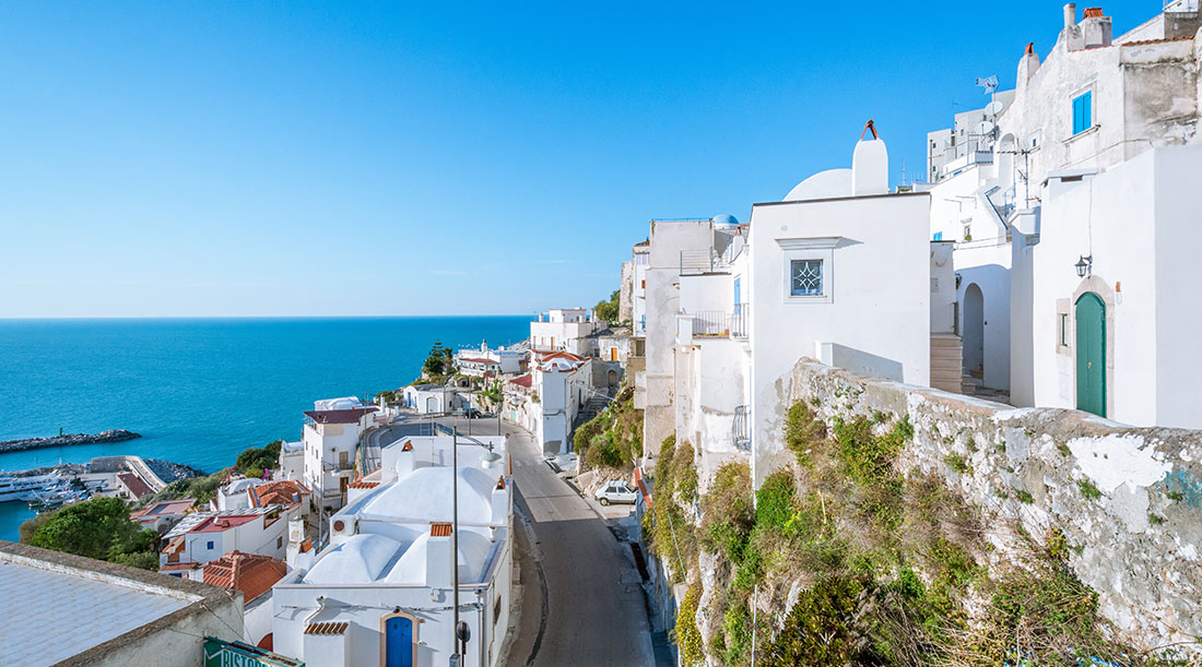 Hotels und Urlaub in Apulien