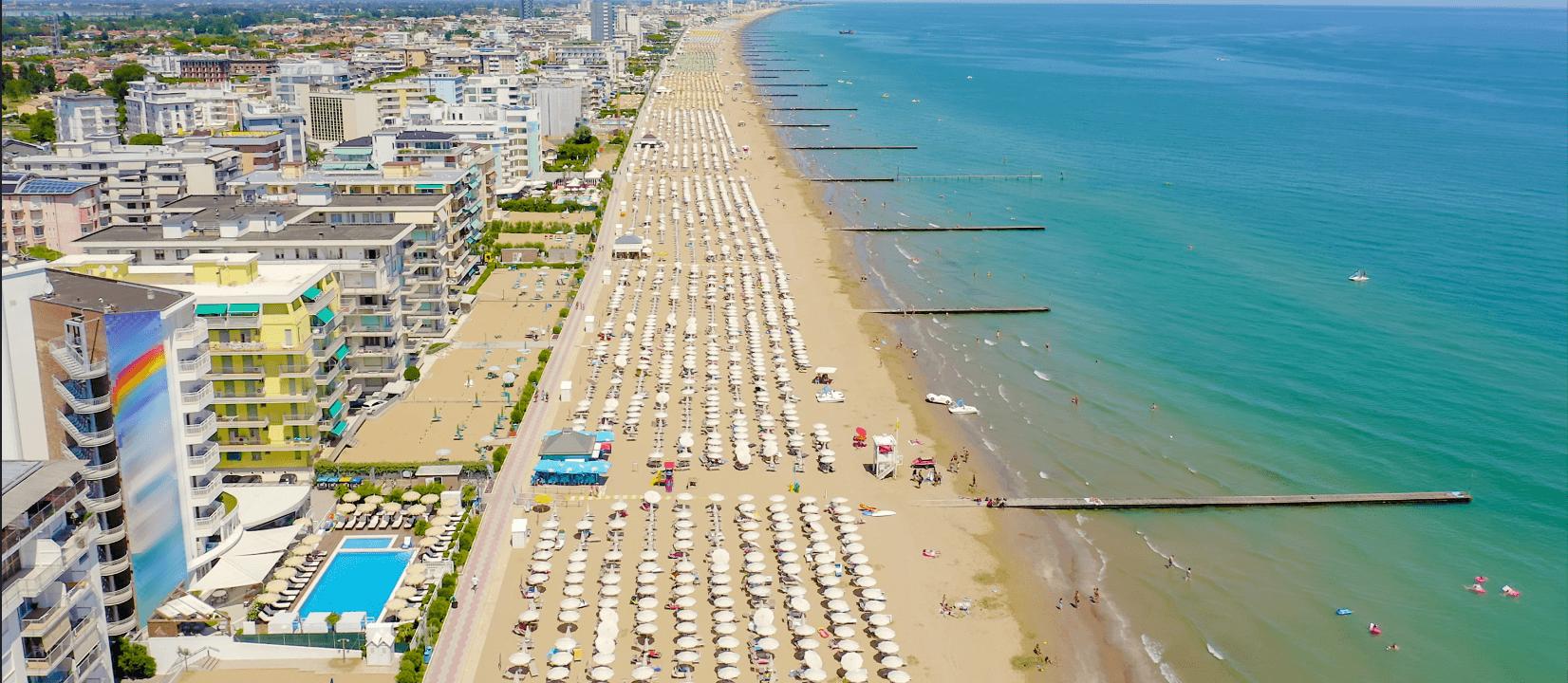 TOP 5 delle spiagge venete per famiglie