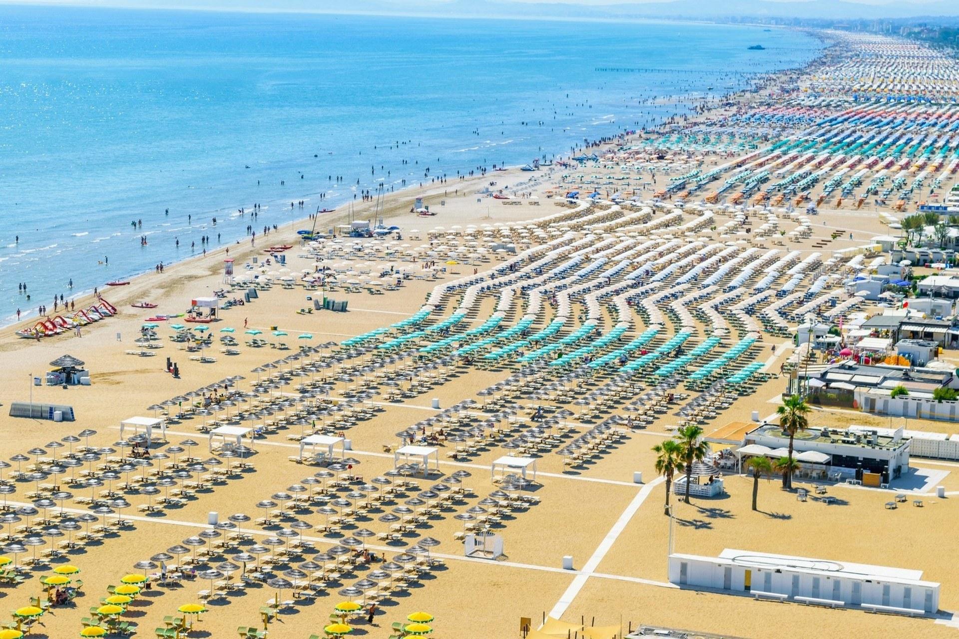 Le spiagge più belle della Riviera Romagnola