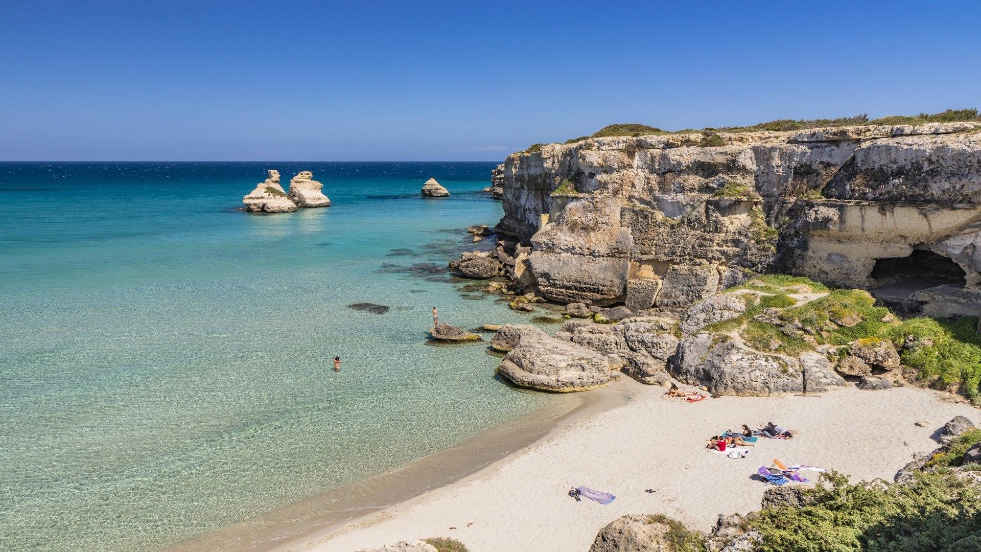 Le spiagge più belle del Salento