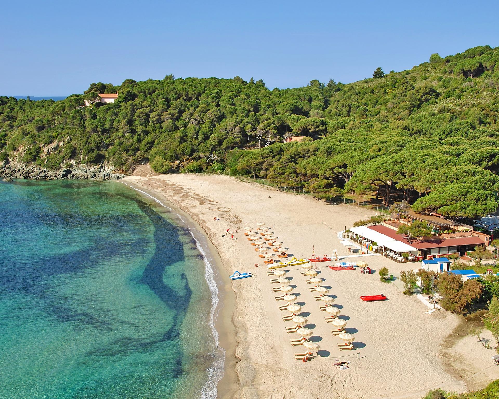 Vacanze all'Isola d'Elba, la perla della Toscana
