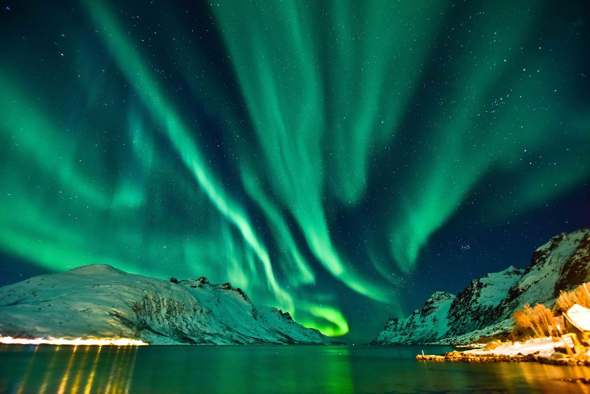 Viaggio in Norvegia alla ricerca dell'aurora boreale