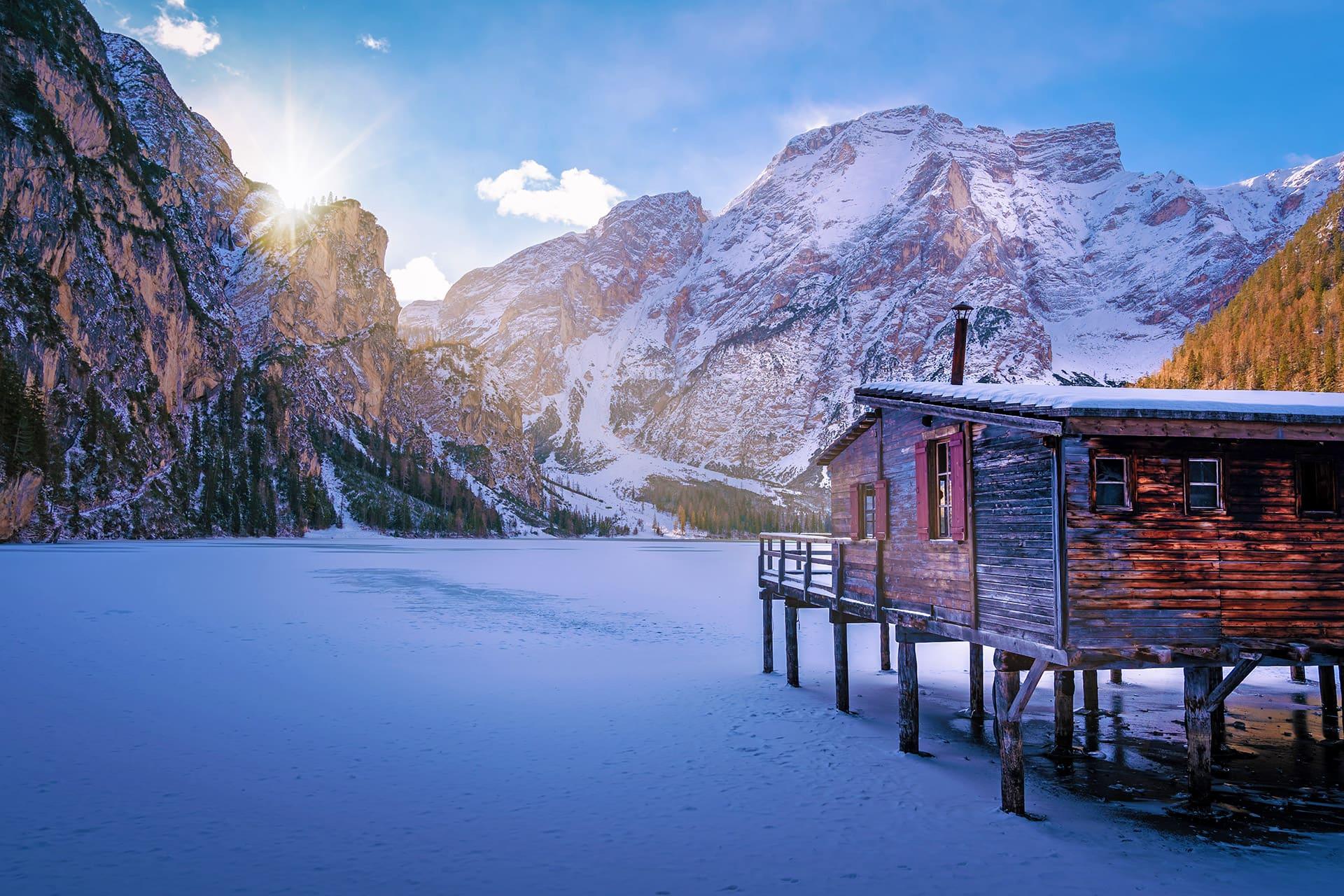 Inverno in Val Pusteria: vacanze e mercatini sulle Dolomiti