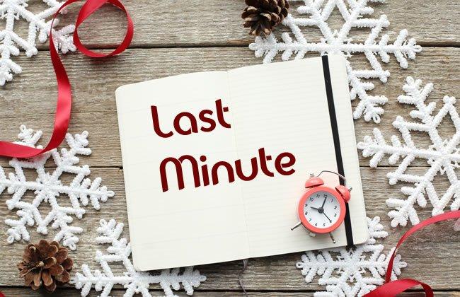 Last Minute