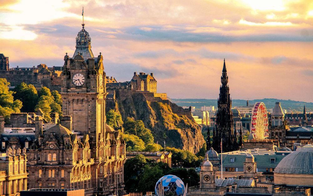Regno unito - Edimburgo