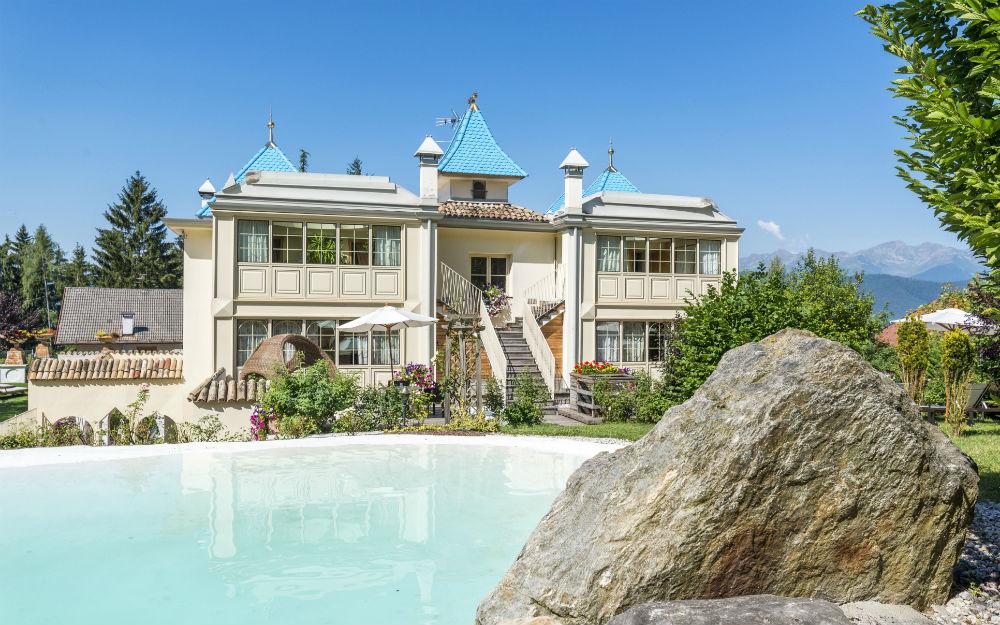 Hotel Villa Orso Grigio Suite & Gourmet *****