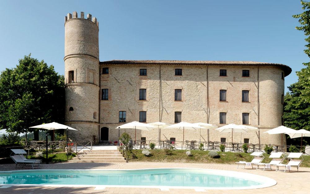 Hotel Castello di Baccaresca ***