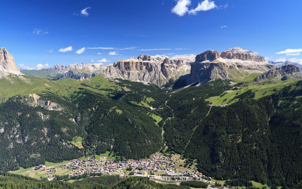 Trentino-Alto Adige - Campitello di Fassa
