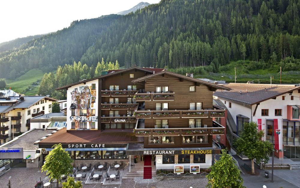 Sporthotel St. Anton ****