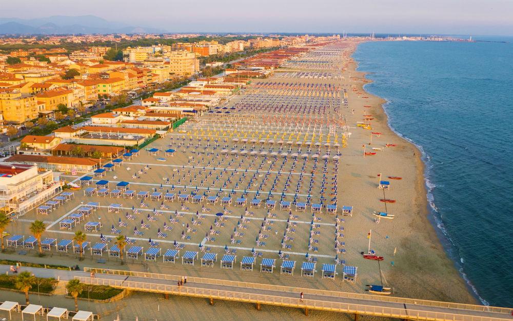 Toscana - Marina di Pietrasanta (LU)