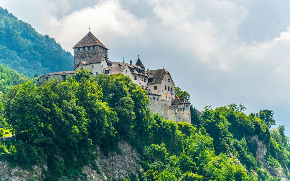 Liechtenstein - Gamprin-Bendern