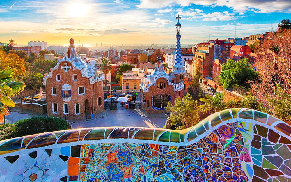 Il triangolo d´oro: Barcellona, Valencia, Madrid