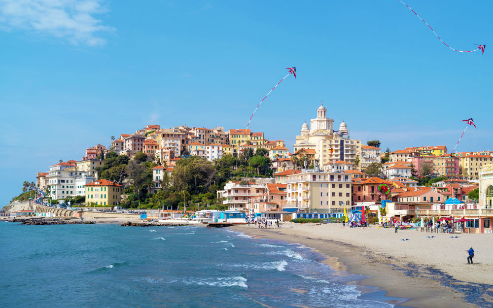 Liguria - Diano Marina (IM)