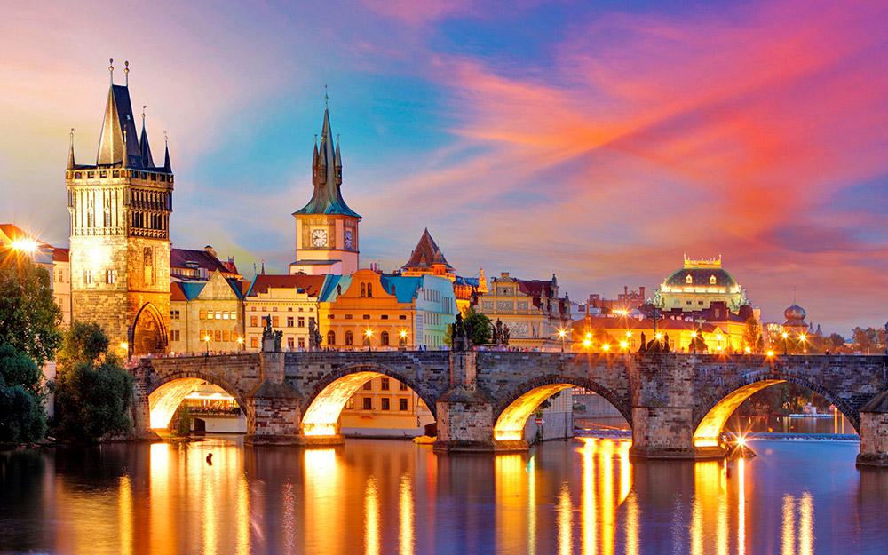 Capitali imperiali dell´Europa centrale - Repubblica Ceca ...