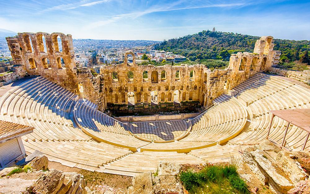 Grand Tour Grecia