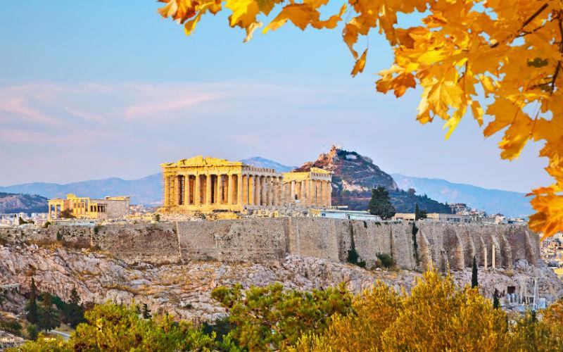 Grand Tour della Grecia