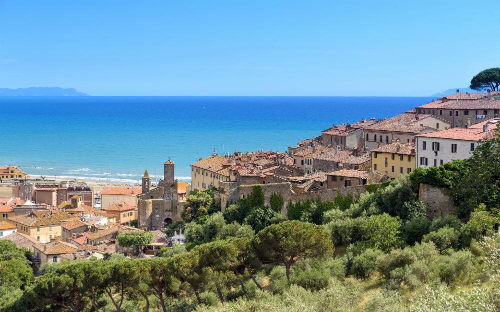 Toscana - Castiglione della Pescaia (GR)