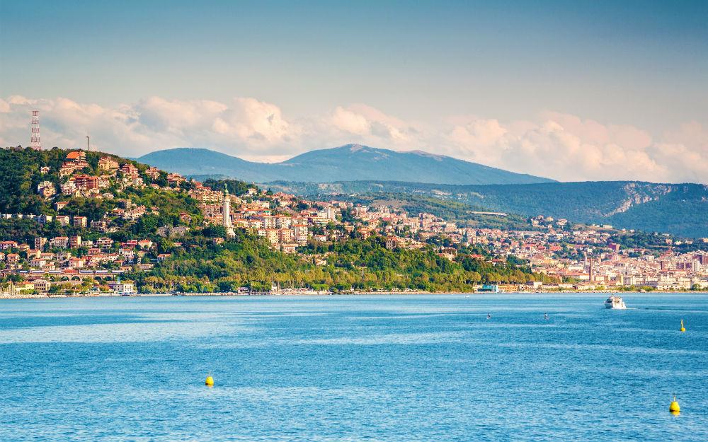 Friuli-Venezia Giulia - Loc. Sistiana - Duino Aurisina (TS)