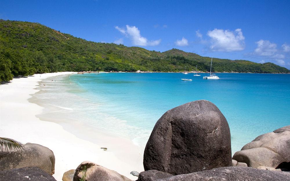 Seychelless - Tour in catamarano