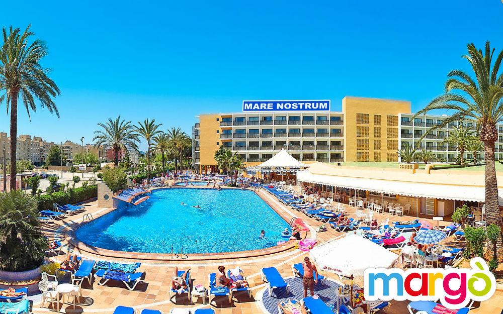 Hotel Mare Nostrum *** - Playa d'En Bossa