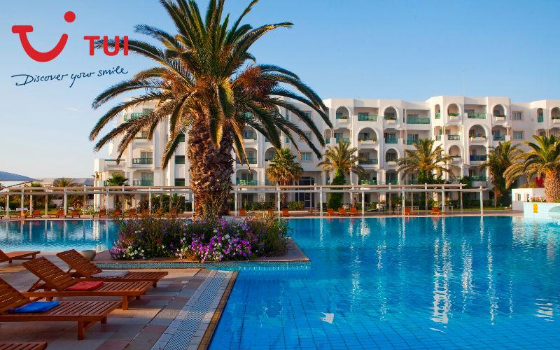Paradise Friends Hotel El Mouradi Mahdia *****