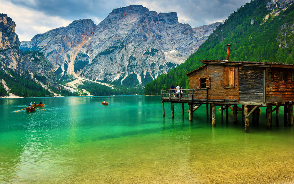 Trentino-Alto Adige - Braies (BZ)