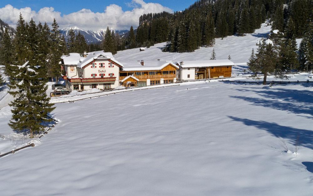 Hotel Alpine Nature Brückele ***S
