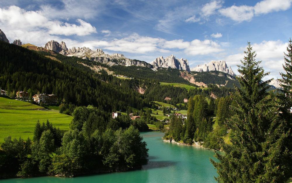 Trentino-Alto Adige - Loc. Fango - Moena (TN)