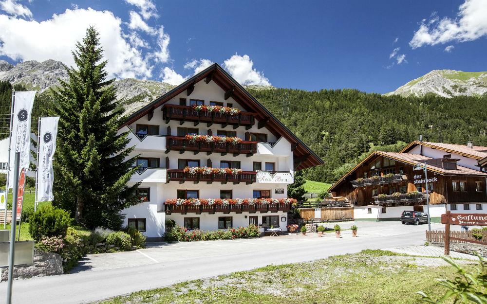 Hotel Das Sonnbichl ***S