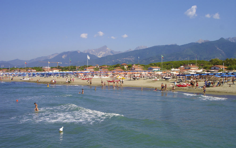 Toscana - Ronchi di Massa (MC)