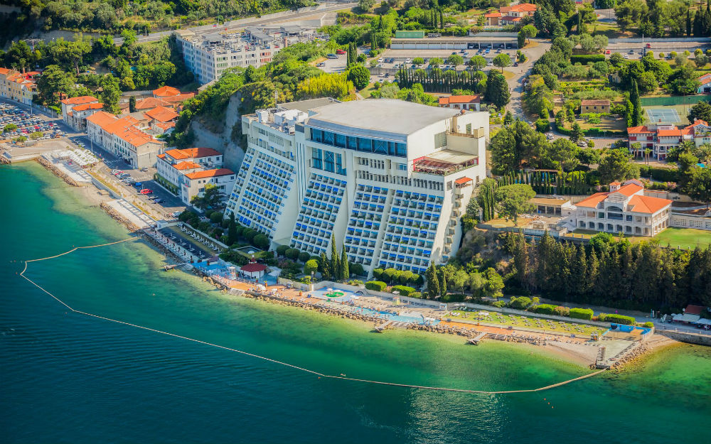 Hotel Bernardin *****
