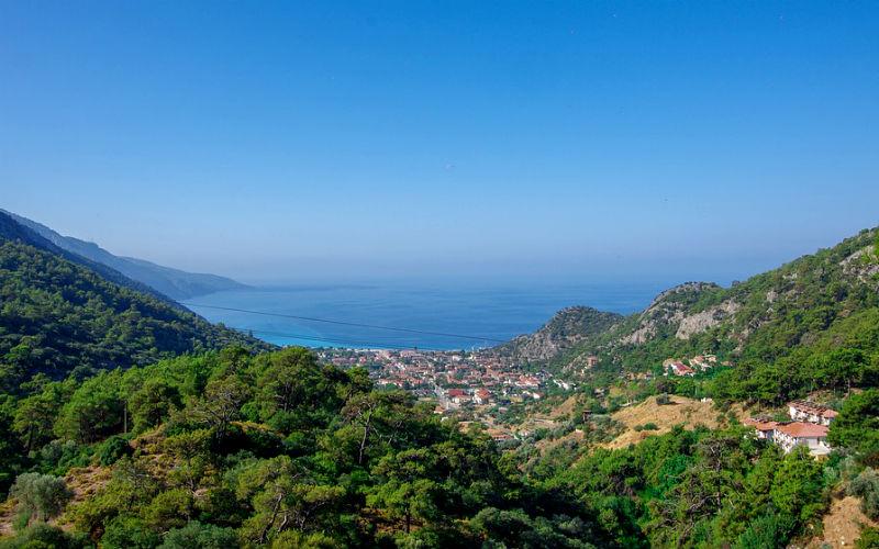 Turchia - Laodicea - Cibira e Rodi