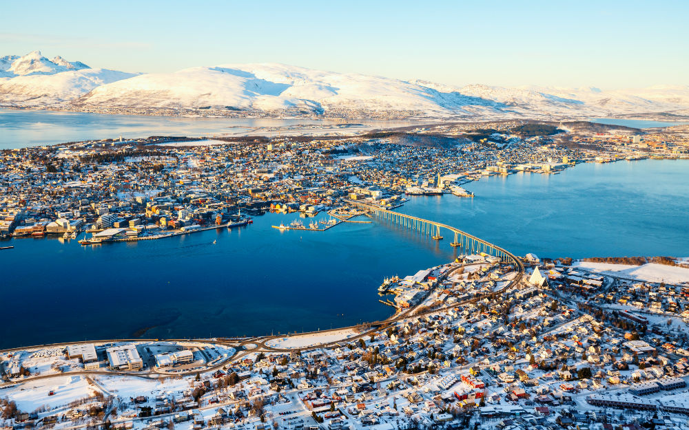 Norvegia - Tromsø