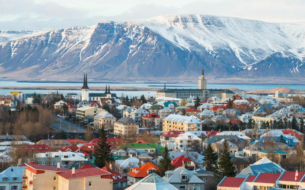 Islanda - Reykjavik - Vik
