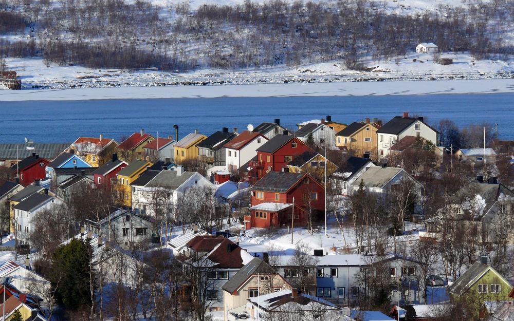 Norvegia - Kirkenes
