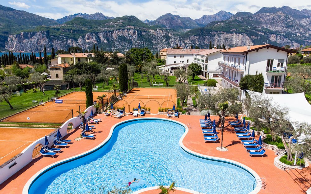 Club Hotel Olivi ***S