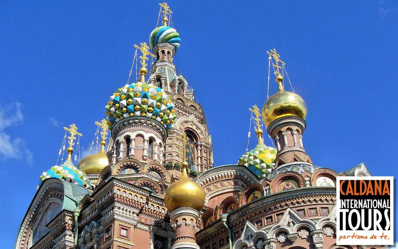 Russia - San Pietroburgo - Mosca
