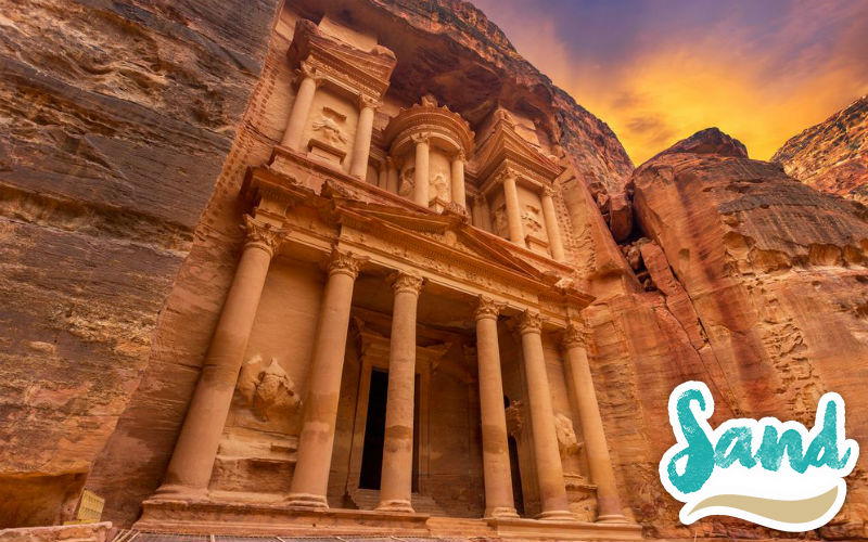 Giordania - Amman - Petra - Wadi Rum - Mar Morto