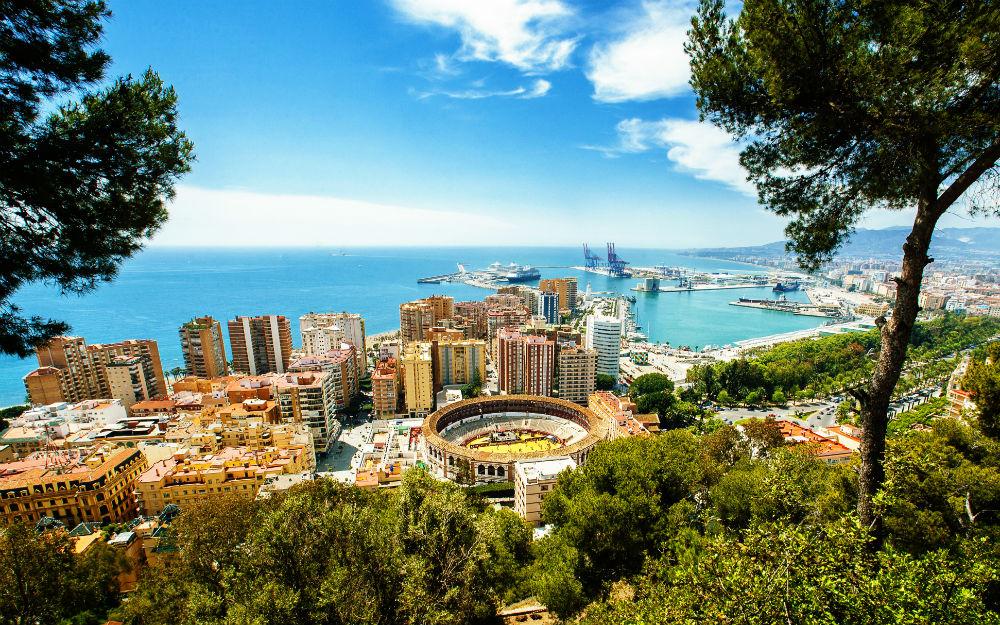 Spagna - Malaga – Siviglia – Cordova – Granada