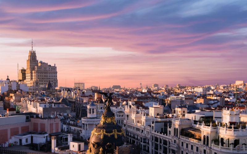 Spagna - Madrid - Avila - Segovia - Toledo