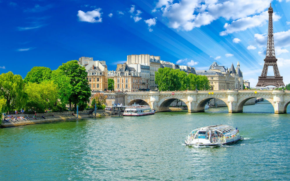 Francia - Parigi, Normandia e Castelli della Loira
